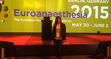 10th Euroanaesthesia 2015
